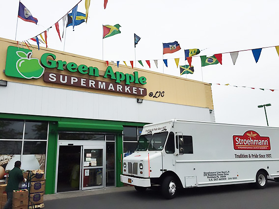 Green Apple Supermarket