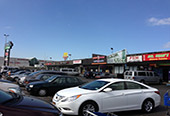 WHITESTONE SHOPPING CENTER